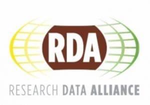 Logo of RDA - Research Data Alliance